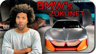 BMW Vision M Next - Die Elektrischen BMWs Der Zukunft