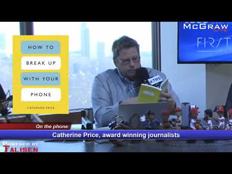 Catherine Price, Award-Winning Journalist, new book 'How to Break Up with Your Phone' Mp3
