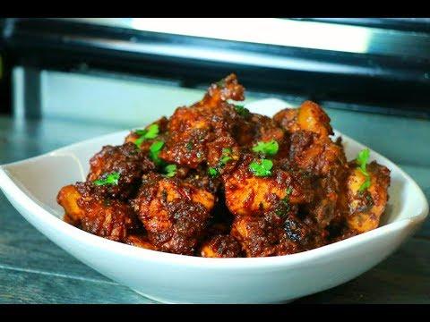 ചിക്കൻ-പെരട്ട്-  -chicken-roast-christmas-special-recipe