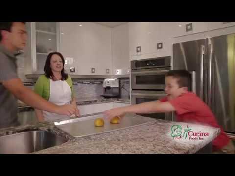 Cucina Foods Arancini Eng Youtube