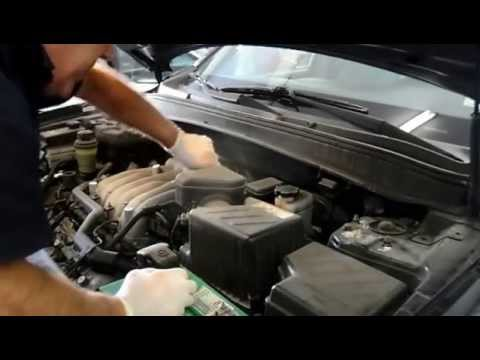 How To Diagnose Code P0441 On A Hyundai Youtube