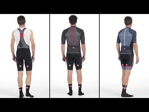 Castelli - Free Aero 4 Bib Shorts | Wiggle