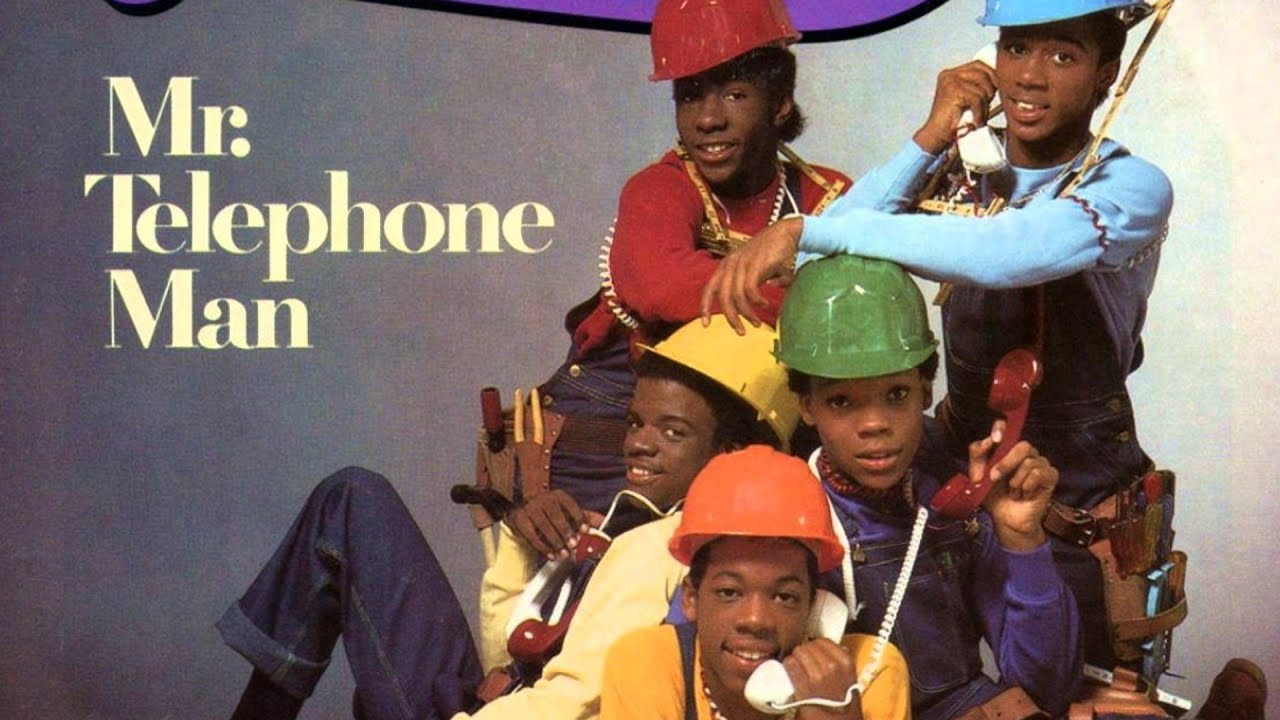 Mr Telephone Man New Edition 80 S R B Sample Type Beat