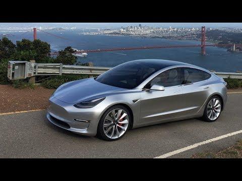 Dieses Elektroauto ist eine WAHRE Revolution - Tesla Model 3