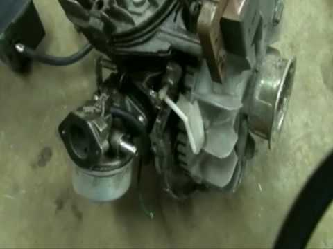 Toro CCR Powerlite Snow Blower Repair Quick Fix part #1 - YouTube