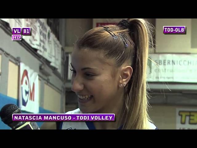 Interviste Todi vs Olbia