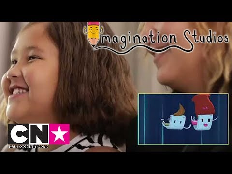 Imagination Studios | Smarter Phones | Cartoon Network Africa