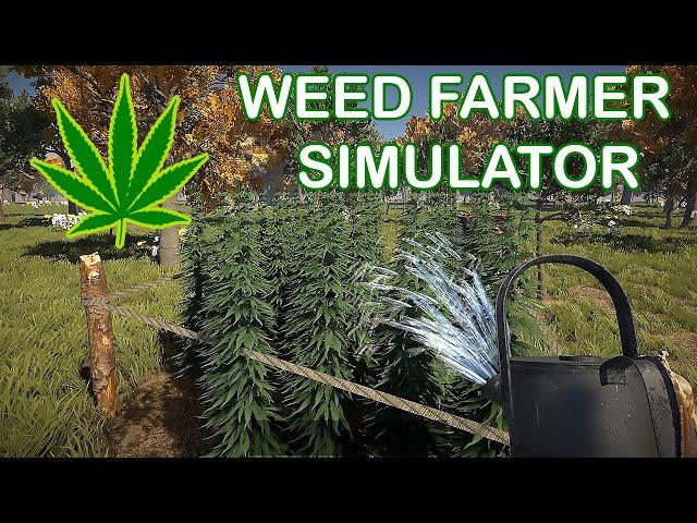 WEED FARMER SIMULATOR Gameplay