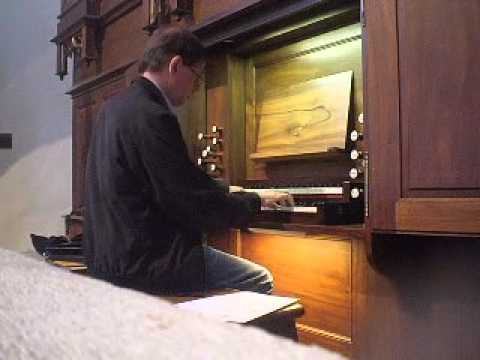 Improvisation à l'orgue de St-Jean-de-Maurienne Travel Video