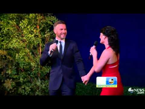 Gary Barlow - MTV Premiere, Finding Neverland 2014