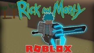 ROBLOX Exploit Trolling - RICKEST RICK IN ROBLOX