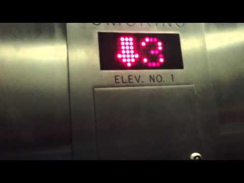 Montgomery/KONE Elevator at the 3rd Avenue Parking Garage in Pittsburgh, Pennsylvania (Full Video)