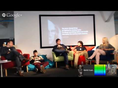 Ethereum, the law, contracts and personal freedom - Presentation and Panel
