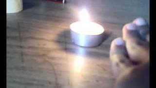 Kinesis Practice Day 1 - Pyrokinesis - (27/10/09)
