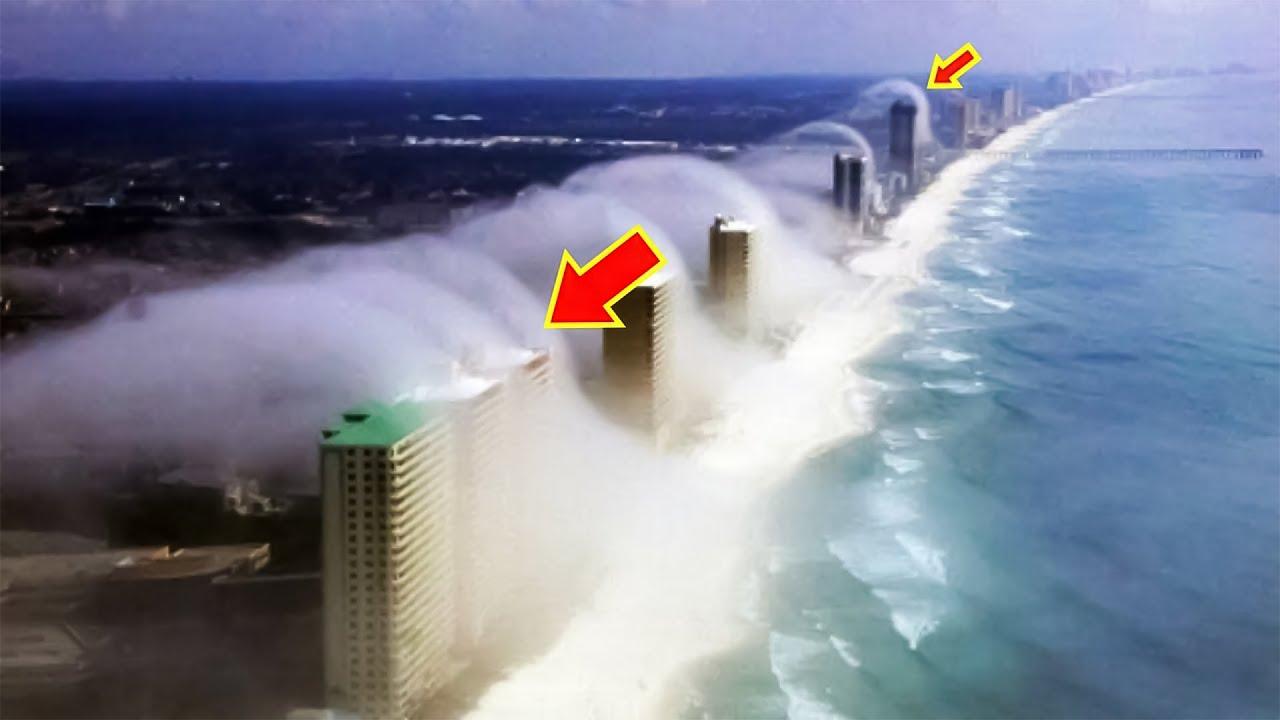 أخطر ظواهر المحيطات