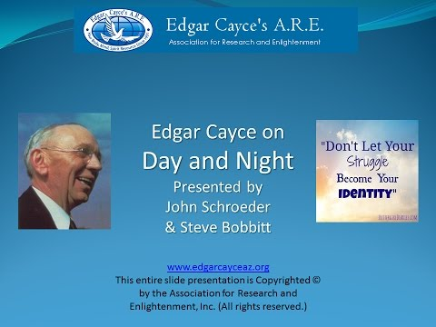 Edgar Cayce on The Dark Night of the Soul