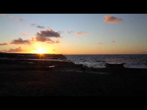 Relaxing Hawaiian Sunrise