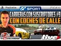 🔴 GT SPORT - DIRECTO   CARRERAS CON SUSCRIPTORES #9 - COCHES DE CALLE   GTro_stradivar