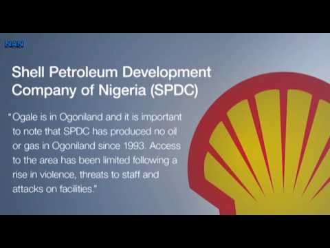 Shell's role in Ogoniland in focus