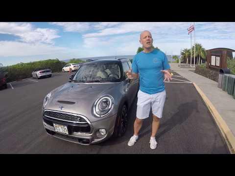 John Cooper 2017 Mini review - great car, great man, fun story
