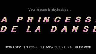 """Playback du boléro """"LA PRINCESSE DE LA DANSE""""composée par Emmanuel Rolland"""