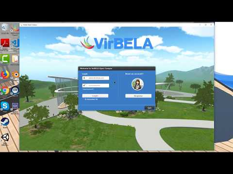 Getting Started With the VirBELA Open Campus