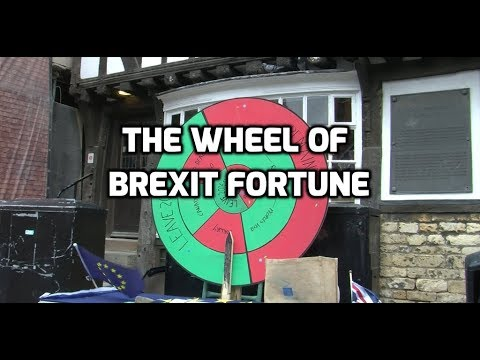 No Deal Brexit and WTO Rules - the wheel of Brexit fortune