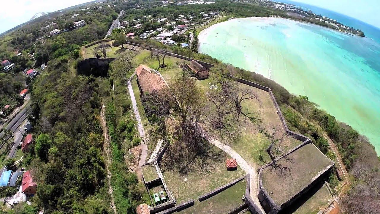 Patrimoine La Route De L Esclave Le Fort Fleur D Epee Youtube