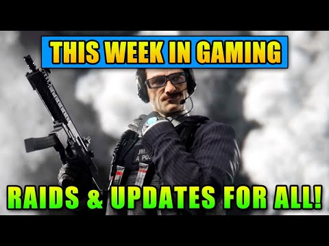 New Operators For Siege! - This Week In Gaming | FPS News