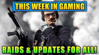 Updates, Raids & More! - This Week In Gaming | FPS News