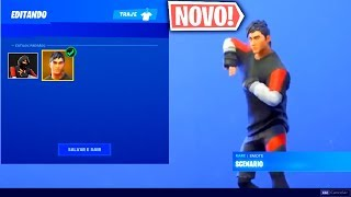 * NEW * SKIN IKONIK WITH FACE REVEALED! STYLE FOR IKONIK? FORTNITE..!