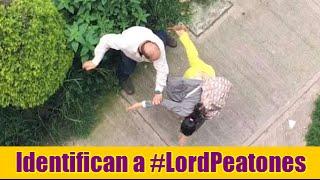 Identifican a #LordPeatones