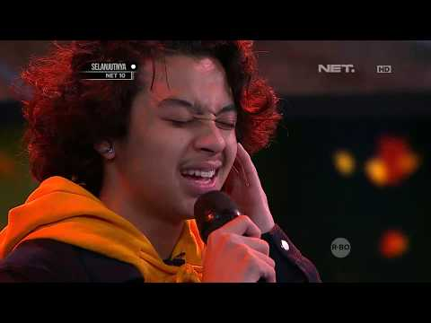 Performance Bastian Steel - Aku Rindu