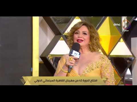 مهرجان القاهرة السينمائي الدولي -  تألق إلهام شاهين في مهرجان القاهرة السينمائي