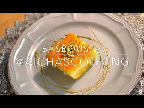ricetta-basboussa-ripiena:-buonissima!-😍