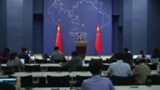 China welcomes trade talks with US at G20