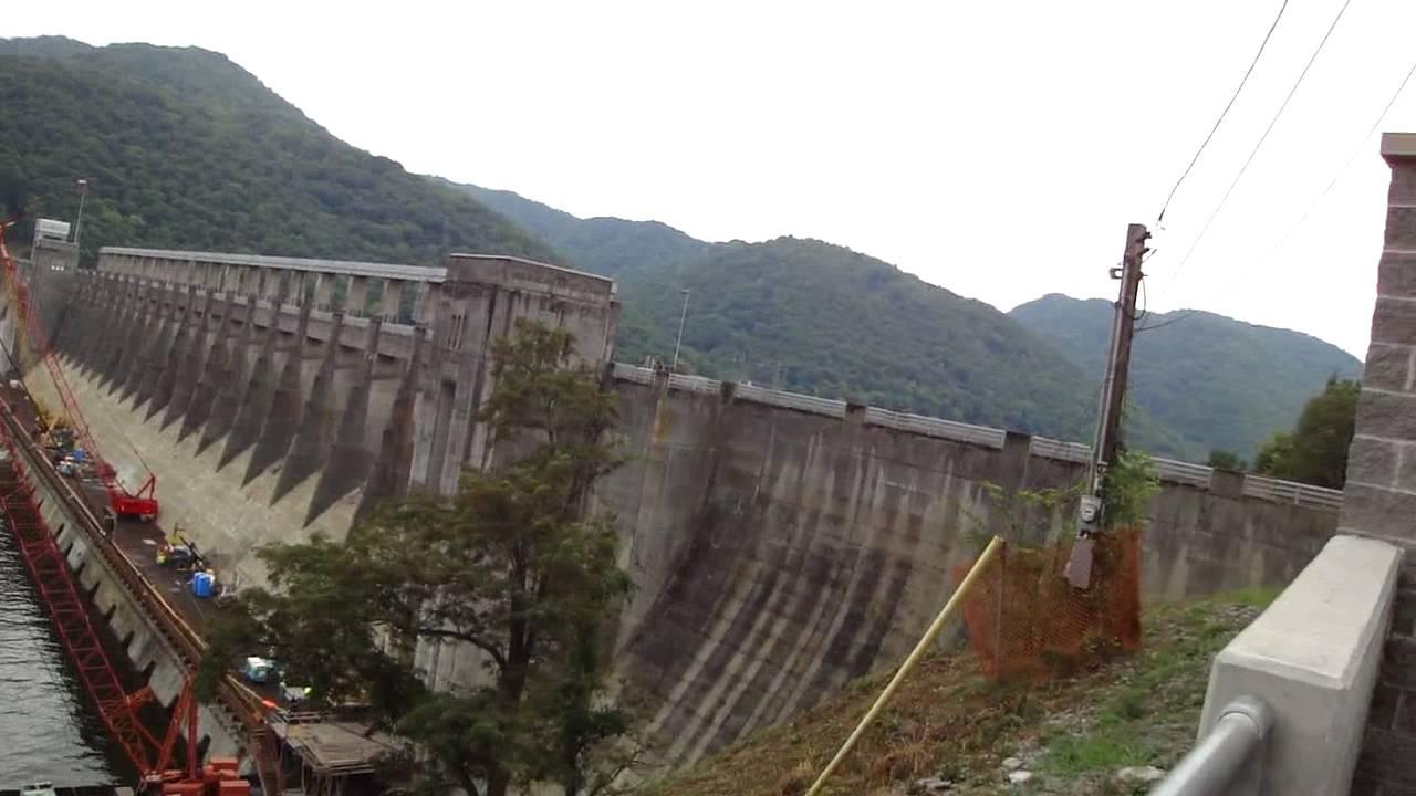 Bluestone Dam Hinton West Virginia Youtube