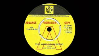 The Playthings - Stop What You
