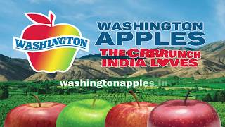 The Crunch India Loves - Washington Apples