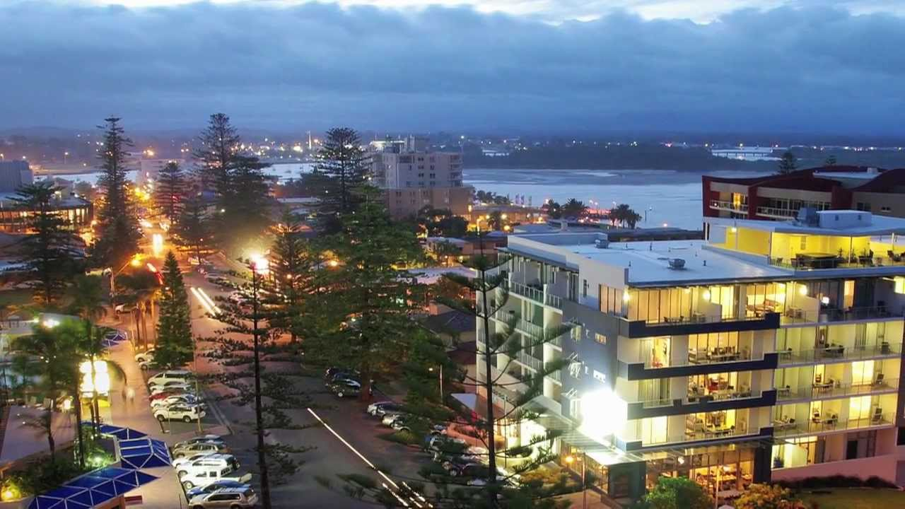 Macquarie Waters Boutique Hotel And Apartments Port Macquarie Nsw Lj