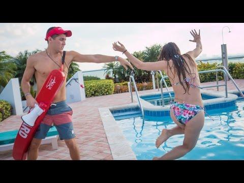 Worst Lifeguard EVER Prank in Public