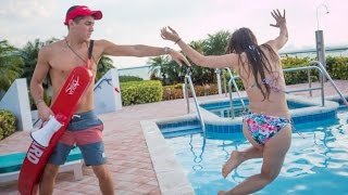 Worst Lifeguard EVER Prank in Public