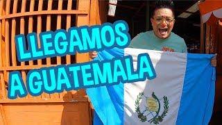 LLEGAMOS A GUATEMALA 🇬🇹 ADUANA NOS REVISA