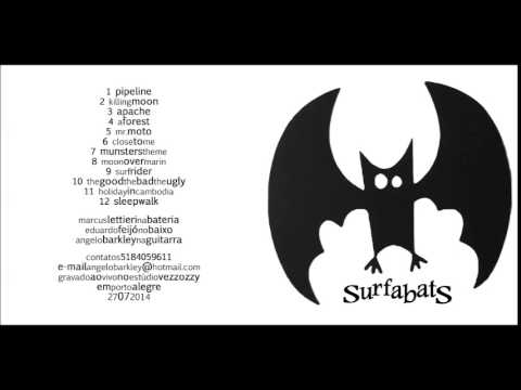 SURFABATS - FULL ALBUM - SURF INSTRUMENTAL