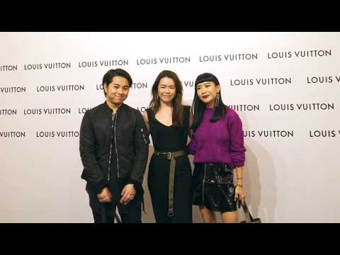 Louis Vuitton Time Capsule Exhibition Singapore Post Event Highlights
