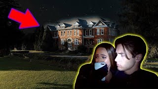 EXPLORING AN ABANDONED INSANE ASYLUM *SCREAMS & VOICES*