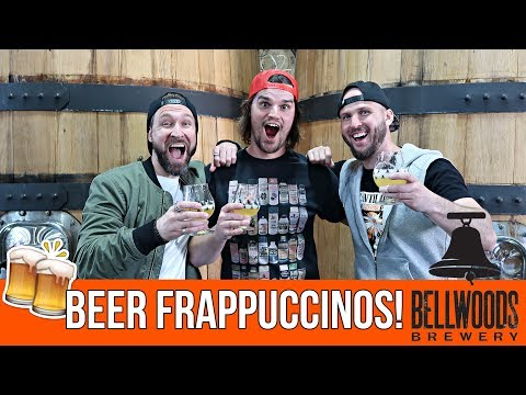 Beer Frappuccinos with Luke Pestl (Bellwoods Brewery​) | Beer & Other Shhh Podcast #50