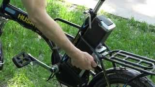электровелосипед Husky 350 W