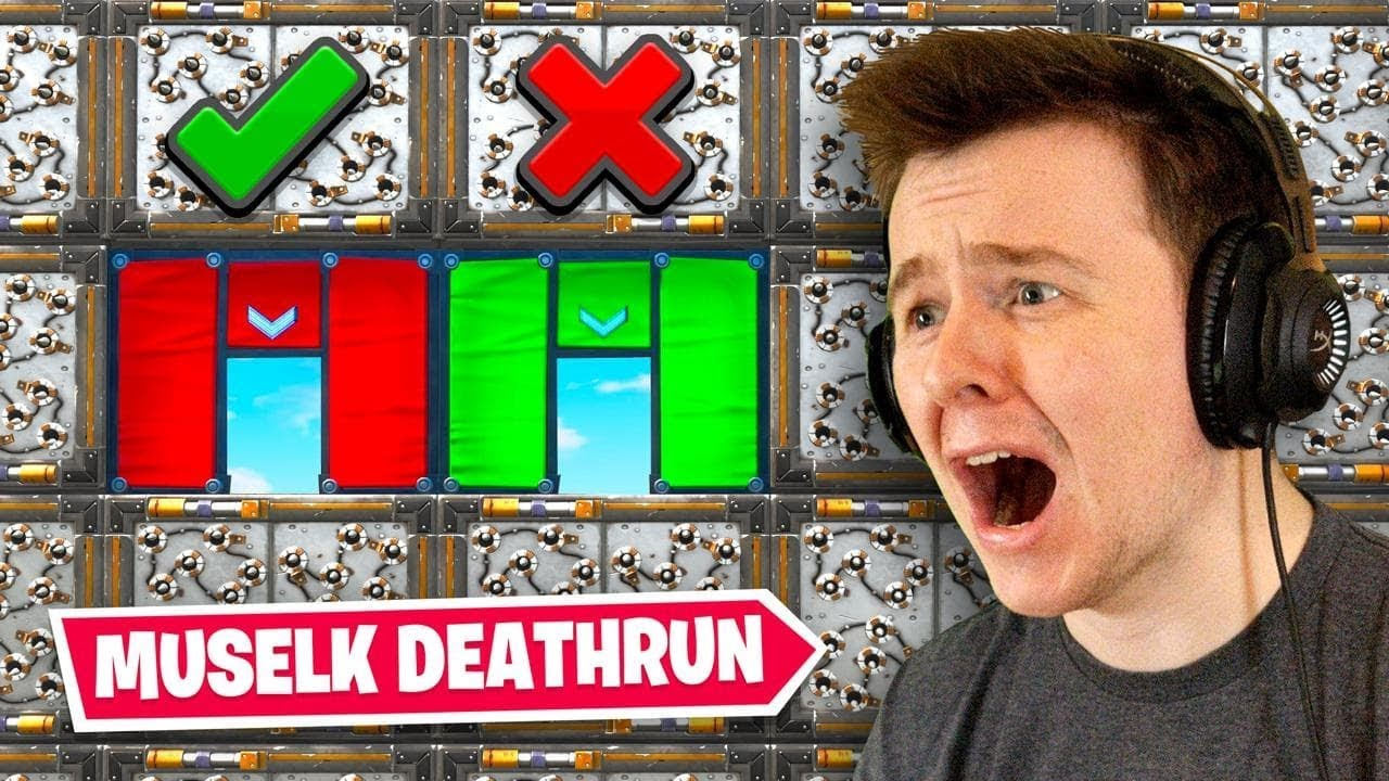Attempting the MUSELK DEATHRUN!