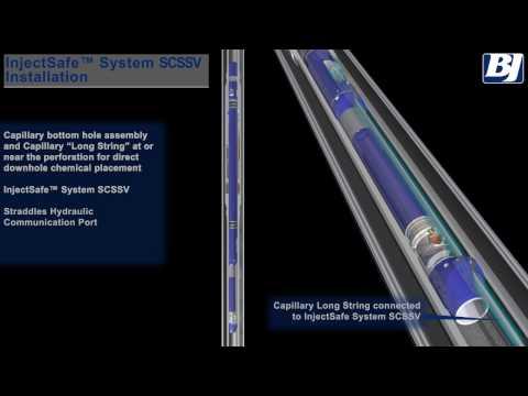 InjectSafe™ technology